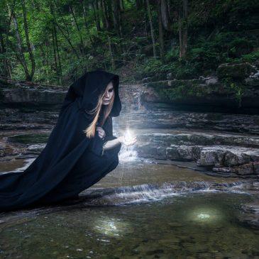 The Illuminating Stone