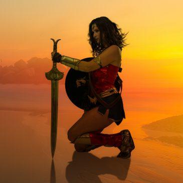 Projet Wonder Woman